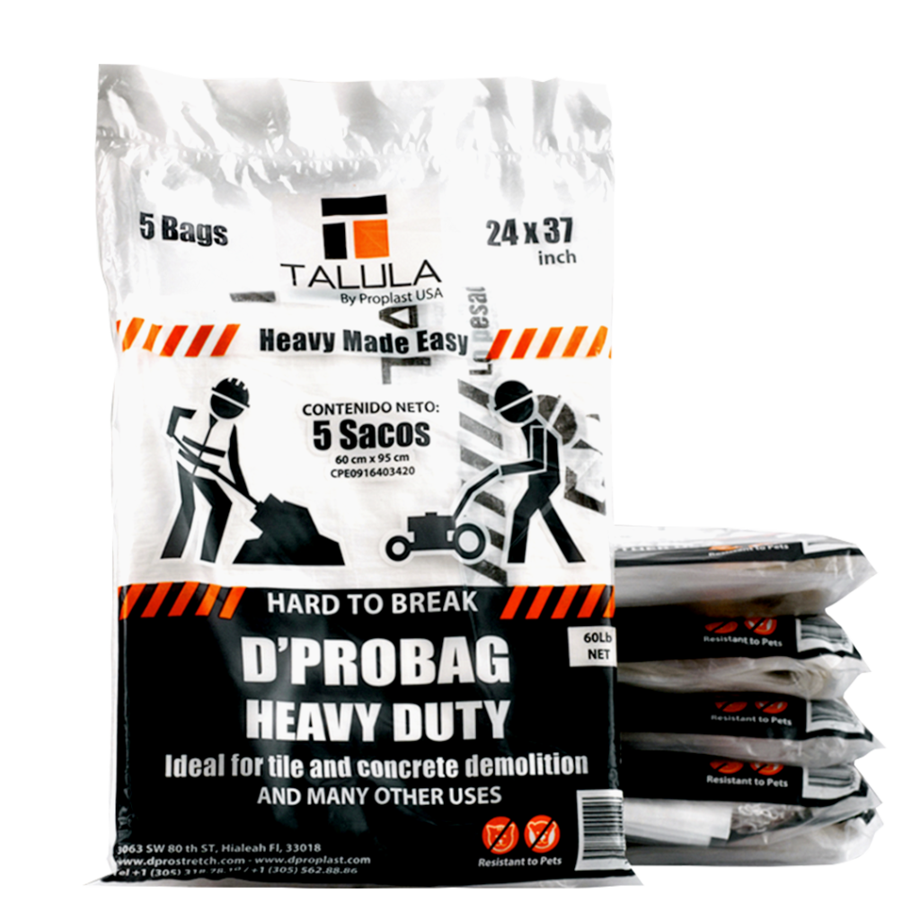 contractor heavy duty bag